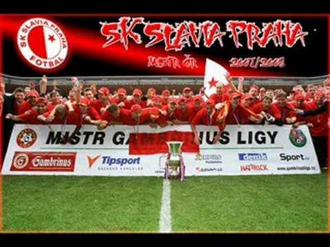 Hymna SK Slavia Praha