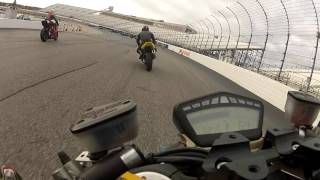 5. Tony's Track Day 10/9/12 @ NHMS Onboard my Ducati Streetfighter S