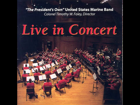 "FUCIK Entry Of The Gladiators, Op. 68 - ""The President's Own"" U.S. Marine Band"