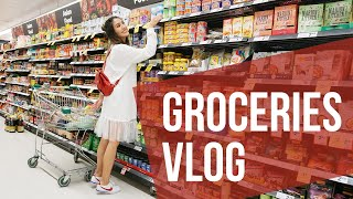 Video GROCERIES VLOG KE-4 🛒 MP3, 3GP, MP4, WEBM, AVI, FLV Maret 2019