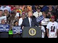 Live: President Trump hosts 'MAGA' Rally in Charleston, WV to support Republican Patrick Morrisey