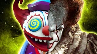 IT THE CLOWN HIDE AND SEEK MINIGAME! (Fortnite Battle Royale)