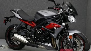 10. 2014  TRIUMPH  STREET TRIPLE R W/ABS  - National Powersports Distributors