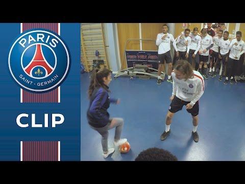 Quand Lisa Freestyle et Paris piègent les U17 et U19
