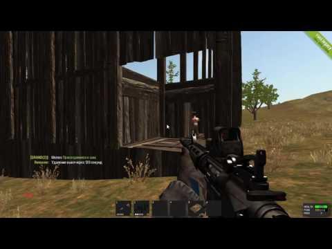 Раст легаси Rust legacy Вуди ахахаха :D (видео)