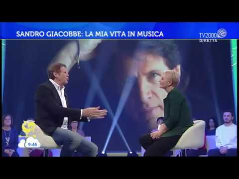 Sandro Giacobbe - TV2000 Gennaio 2018