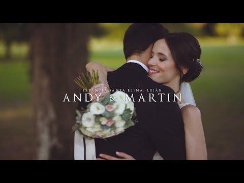 Andrea y Martín - Wed...
