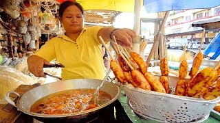 Download Video Manila's BEST Street Food Guide - FILIPINO FOOD in Quiapo + Binondo | Street Food in The Philippines MP3 3GP MP4