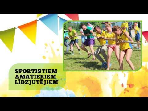 Līdz ceturtdienai, 10. augustam, vari pieteikt dalību Burtnieku novada vasaras sporta spēlēm!