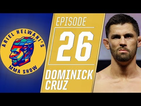 Dominick Cruz feels 'extreme sadness' after latest injury | Ariel Helwani's MMA Show