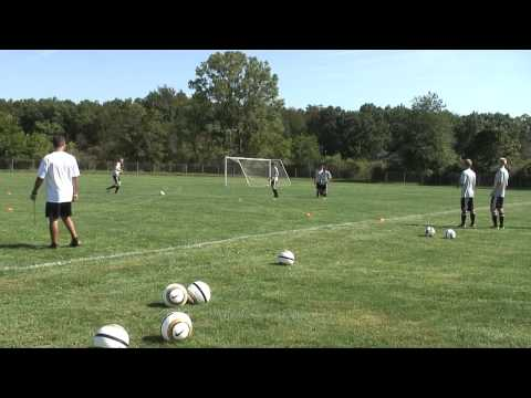 Briton Athletics: O'Dowd Reports From Men's Soccer Camp