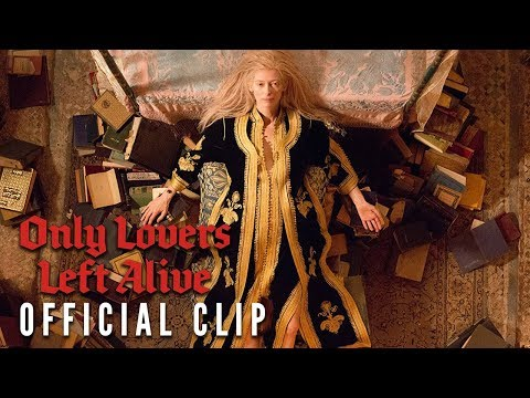 Only Lovers Left Alive Clip 'Beginning'