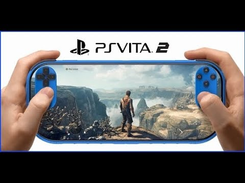 PS VITA 2 _ Announcement Video 2018