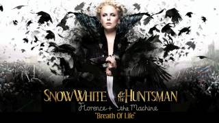 "Snow White and the Huntsman - Florence + The Machine: ""Breath of Life"""