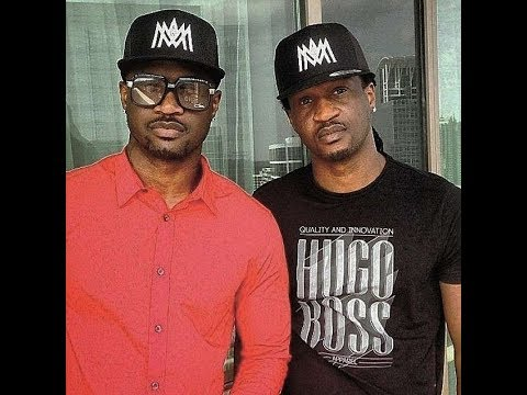 The Story Of P-square - (before The Break Up) - Bank Alert