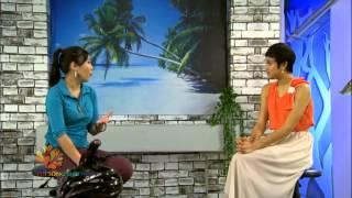 Phụ Nữ đi Phượt Với Xe đạp địa Hình (tt) - Vui Sống Mỗi Ngày [VTV3 – 21.08.2014]