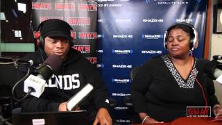 Sways Universe - Sister Souljah on Orange is the New Black Copying Her Books + Unheard Stories of Public Enemy