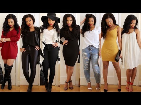 9 Date Outfits! | Valentine's Day Lookbook