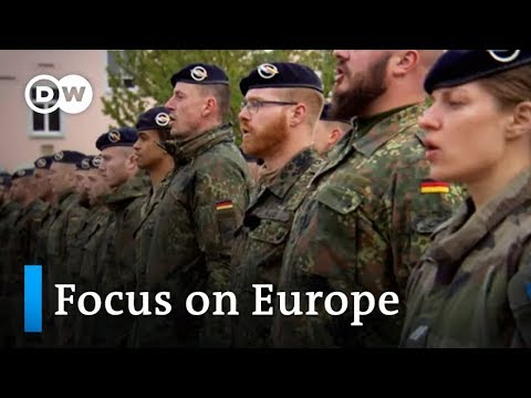 Franco-german Brigade: A Model For European Military Defense? | Focus On Europe