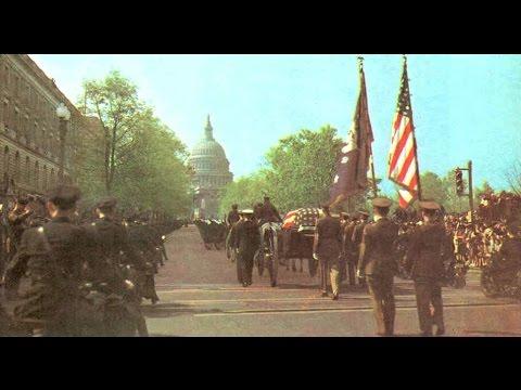 Reel America Preview: Funeral of FDR - April 12, 1945