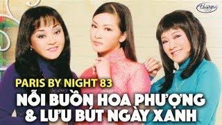 Download Lagu Hoàng Oanh, Hương Lan, Như Quỳnh - LK Nỗi Buồn Hoa Phượng & Lưu Bút Ngày Xanh (Thanh Sơn) PBN 83 Mp3