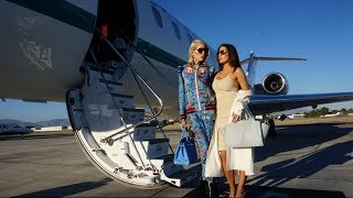 GET READY IN MY PRIVATE JET feat. Tati Westbrook