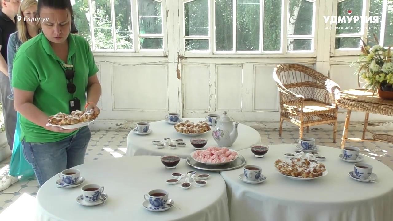 Новый туристический формат «гастрономической бродилки» опробовали в Сарапуле