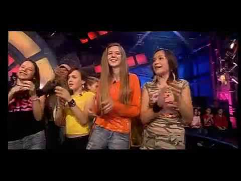 KIDDY CONTEST 2005 - Lisa Aberer - Zuckersüß