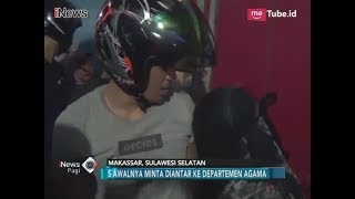 Video Heboh!! Perempuan Bercadar Ini Paksa Driver Ojek Online Nikahi Dirinya - iNews Pagi 16/03 MP3, 3GP, MP4, WEBM, AVI, FLV November 2018