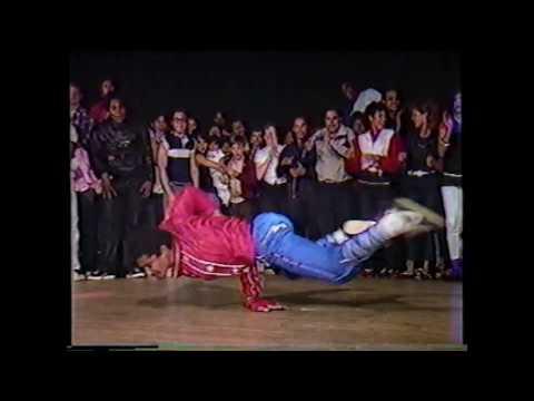 1980's Break Dancing Dynamic Rockers Floor Masters