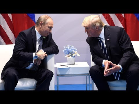 LEAK: Trump Had Undisclosed Meeting w/ Putin, Trump RAGES (видео)