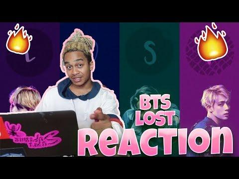 BTS (방탄소년단) - Lost - REACTION