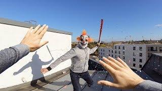 Nonton Horror Clowns VS Parkour POV | Creepy Halloween Chase II Film Subtitle Indonesia Streaming Movie Download