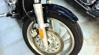 8. 2009 Honda VTX 1300C  Used Motorcycles - Pompano,Florida - 2016-01-22