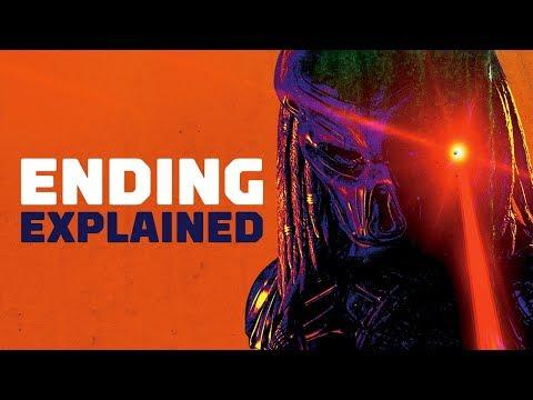 The Predator Ending Explained