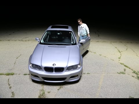 2002 BMW E46 325ci