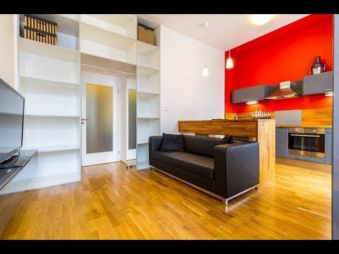 Prodej bytu 2+kk 52 m2 Na Neklance, Praha Smíchov