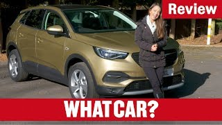 2017 Vauxhall Grandland X review – is Vauxhall's largest SUV a hit? | What Car?