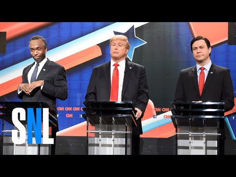 Saturday Night Live CNN s Republican Debate