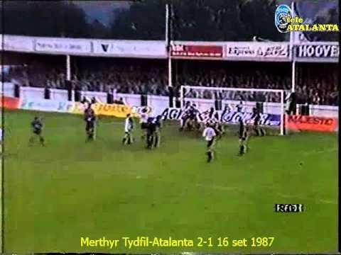 miracolo atalanta: coppa delle coppe 1987-88, merthyr tydfil-atalanta!