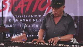 Drum Station - Wahyu Prastya - The Sauce by Greg Methieson (Cover)