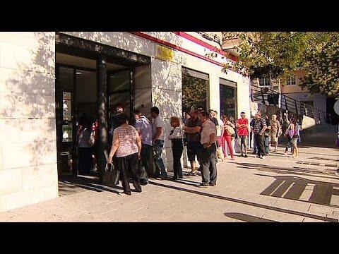 Ισπανία: Μικρή άνοδος της ανεργίας – economy