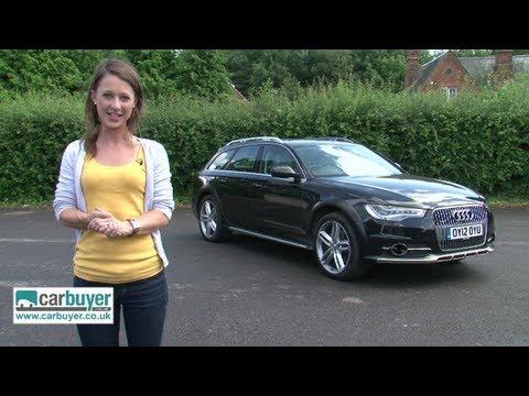 Audi A6 Allroad Quattro estate review – CarBuyer