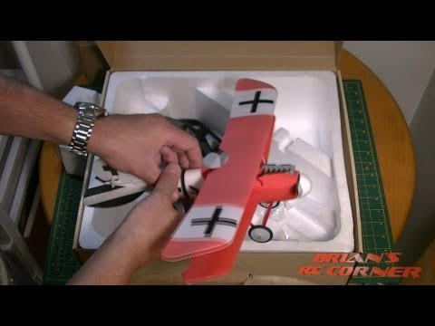 Flyzone Micro Albatros RTF, BNF Review & Flight