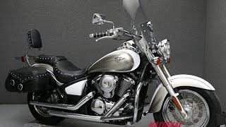 5. 2008  KAWASAKI  VN900LT VULCAN 900 CLASSIC LT   - National Powersports Distributors
