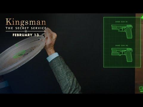 Kingsman: The Secret Service (Viral Clip 'Gentlemanly Pursuits')