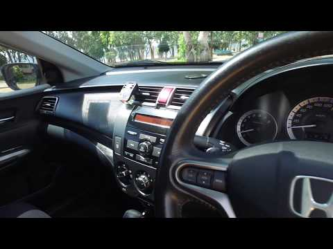 租车 Honda City (2012-2013) 视频