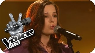 Iman - Who You Are | The Voice Kids 2013 | Blind Auditions