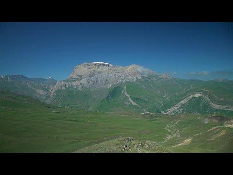 Αζερμπαϊτζάν: Το βουνό Σαντάγκ
