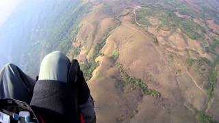 Vagamon India  city photos gallery : വാഗമണ്‍ -Scenic view of Vagamon -Paragliding in Vagamon, Kerala India